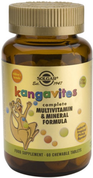 KANGAVITES MULTI TROPICAL 60cap