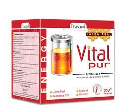 VITALPUR ENERGY 20 VIALES 15ML (JALEA REAL)