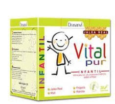 VITALPUR JUNIOR 20 VIALES 15ML. (JALEA REAL)