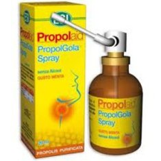 PROPOLAID PROPOLGOLA SPRAY ORAL 20 ml