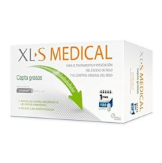 XLS Medical Captagrasas caja de 180 comprimidos