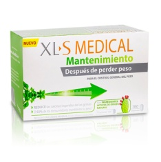 XLS Medical Mantenimiento comprimidos