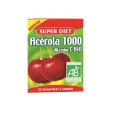 Acerola 1000mg Bio 24 Comp.