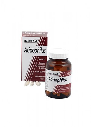 Acidophilus Plus 4 billiones 60 caps