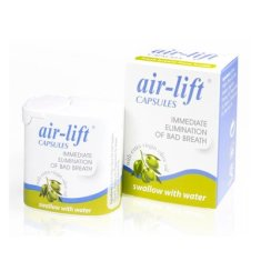 Air Lift Buen Aliento 40 Capsulas