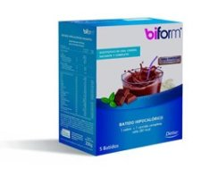 Biform Batido Chocolate 6 Sobres 30gr