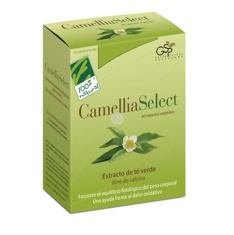 Camelliaselect 60 cápsulas