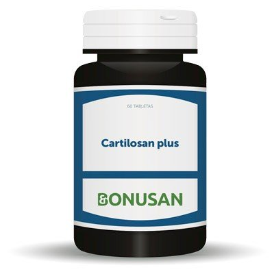 Cartilosan plus 60 Tabletas