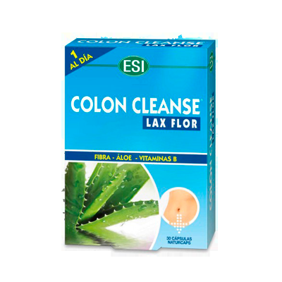 Colon Cleanse Flor 30 Cáps.