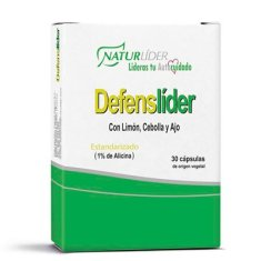 Defenslider 30 capsulas