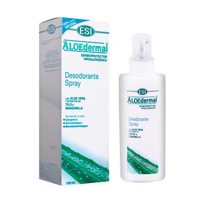Deodorante Spray Aloedermal 100 ml
