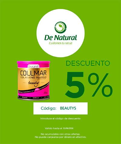 Pack Collmar Beauty 275gr - Collmar Beauty Crema Facial 60ml - Ítem1