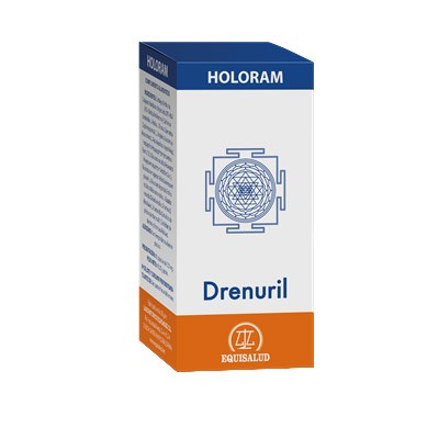 Holoram Drenuril 180 Cápsulas 530 mg