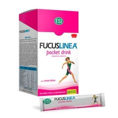 Fucus Linea Pocket Drink 24 Sobres Bebibles
