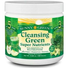 Cleansing Green 8.30 gr