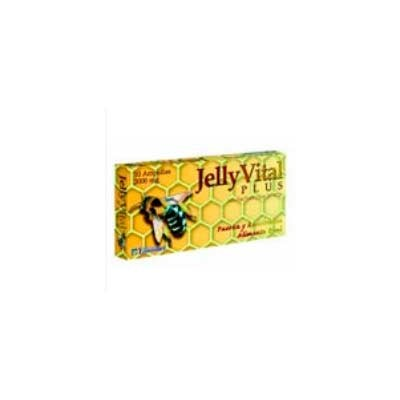 JELLY VITAL PLUS 2000 MG (10 AMPOLLAS)