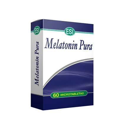 Melatonin Pura 1 mg 60 Mtabl