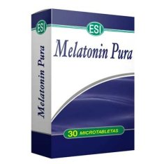 Melatonin Pura 1 mg 30 Mtabl