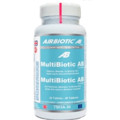 Multibiotic 90 tabletas
