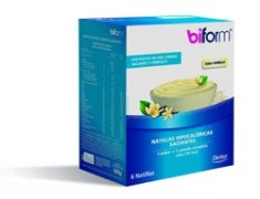 Biform Natillas Vainilla 6 Sobres