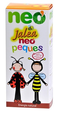 NeoPeques Jalea Real 14 Viales