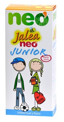 Neo Junior Jalea 14 Viales 10ml