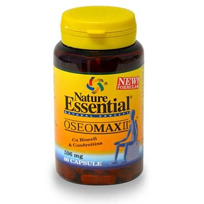 OSEO-MAX. NEW FORMULA 100 MG