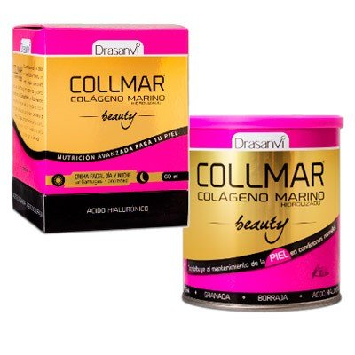 Pack Collmar Beauty 275gr - Collmar Beauty Crema Facial 60ml