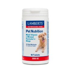 Pet Nutrition 90 Tabletas