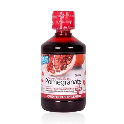 Zumo De Granada Pomegranate Optíma 500ml
