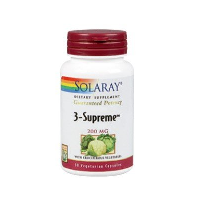 3-Supreme 200mg 30 capsulas