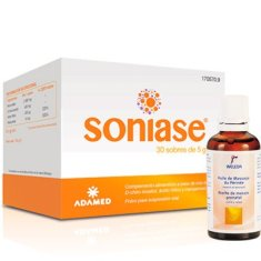 Pack Soniase + Aceite Perineal Weleda 50ml