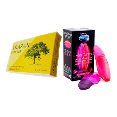 Trazan Complex - Durex Lover Connect