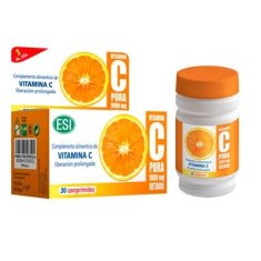 Vitamina C Pura 1.000 MG Retard