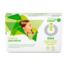 Wug Diet Saciante 15 Chicles