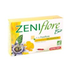 Zeni Flore 20 Ampollas 15ml
