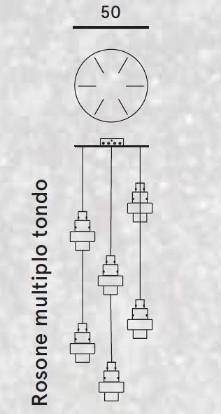 Lámpara Gask