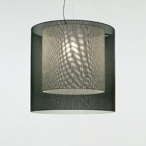 Lámpara Moaré