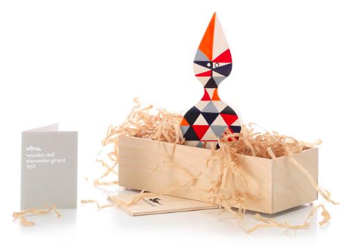 Comprar Muñeca de madera Wooden Dolls, nº 12, diseño de Alexander Girard para Vitra.