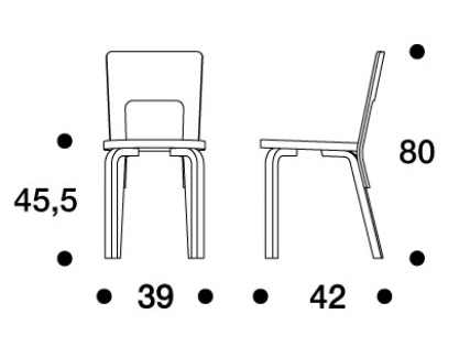 NEW - NEW - J77 Chair