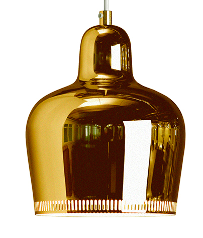 comprar Lámpara diseño de alvar aalto de suspensión de lineas claras