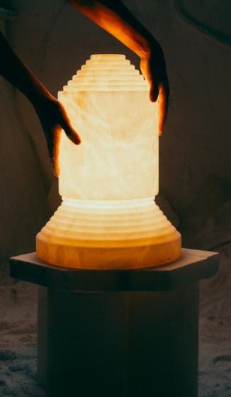 lampara babel de santa y cole en oferta