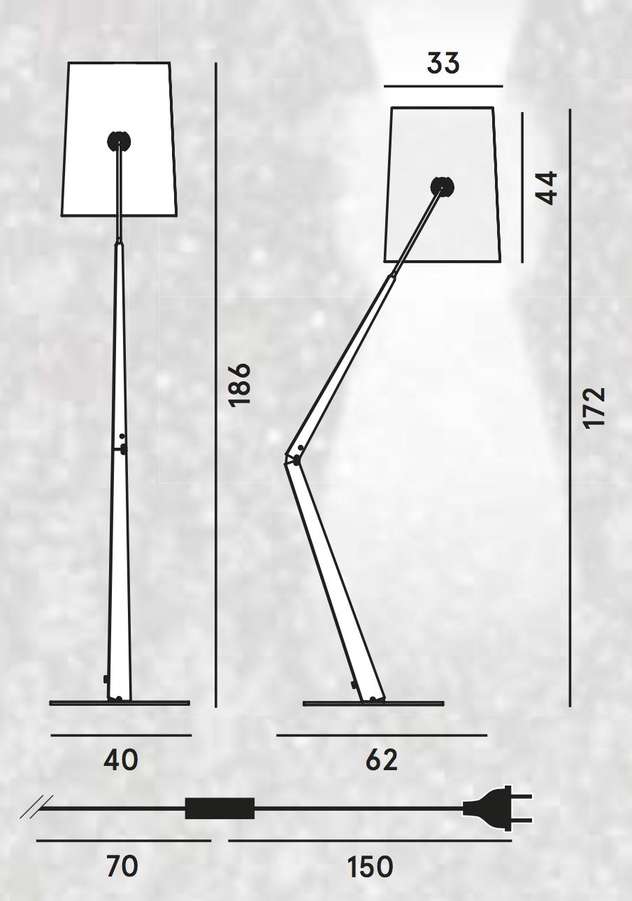 Lámpara Fork