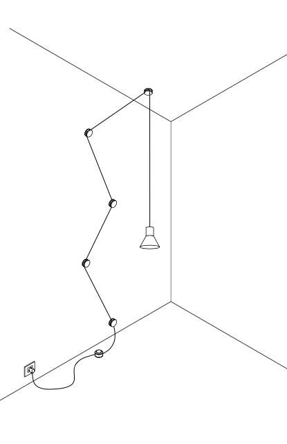 Lámpara Neuro - stock