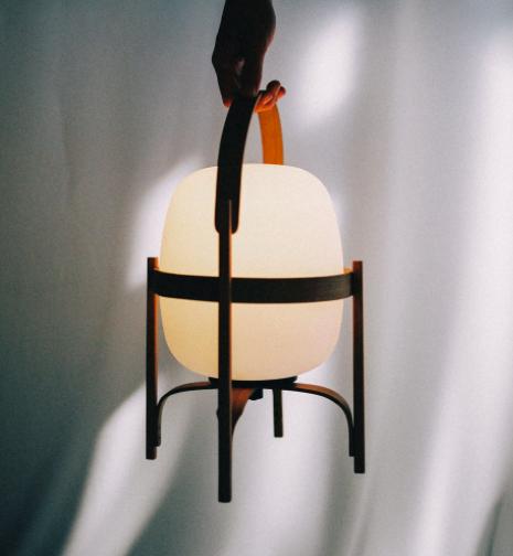 medidas lampara cestita de santa cole