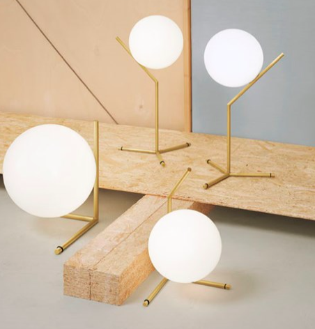 Lámpara de sobremesa IC Lights T, Michael Anastassiades, Flos