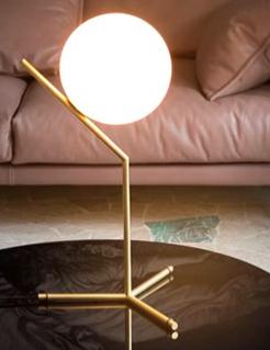 Luze.es, distribuidor de lámpara de sobremesa IC Lights T, Michael Anastassiades, Flos