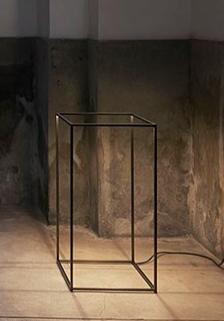 Lámpara para exterior Ipnos, diseño de Nicoletta Rosi & Guido Bianchi para Flos.