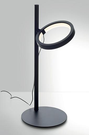 Lámpara con difusor con orientación en 360º, original y flexible