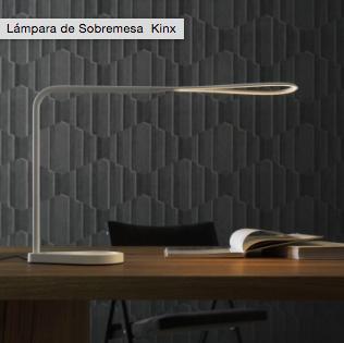 Lámpara Kinx